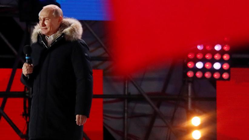 Russland: Im Zweifel lieber ein Schurkenstaat