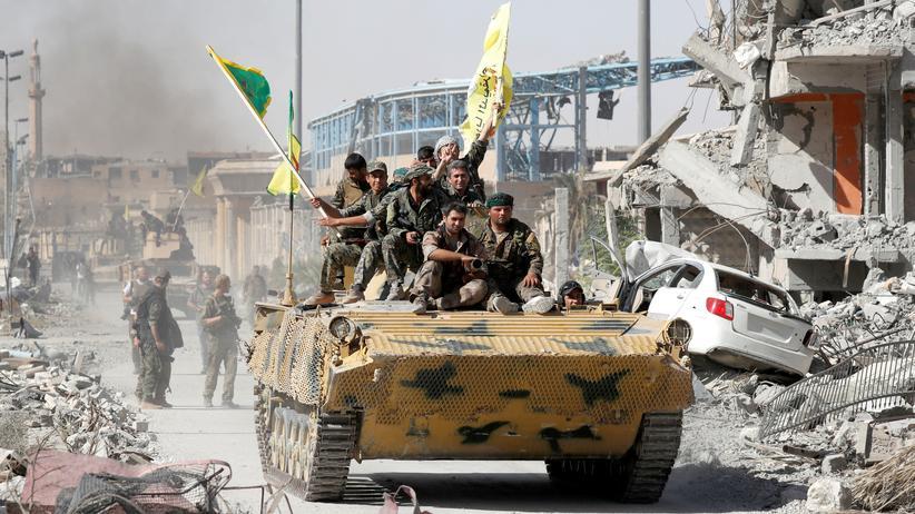 Frankreich: Macron will zwischen Kurden und Türkei vermitteln
