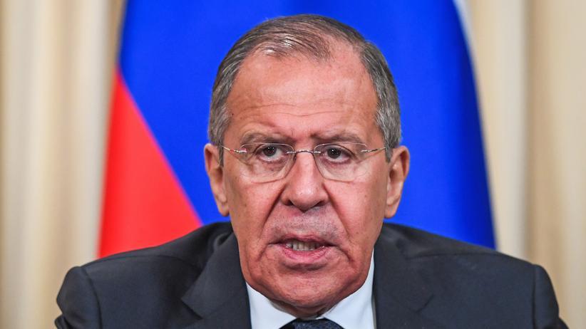 Sergei Skripal: Russland kündigt Vergeltung nach britischen Sanktionen an