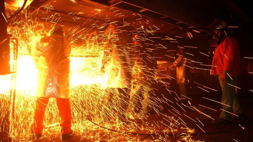 Importzoll: Stahl bedeutet Stärke
