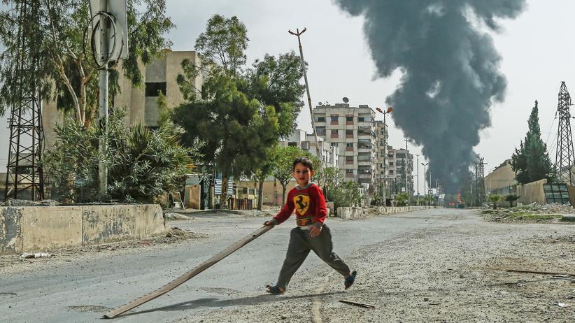 Kriegsparteien: Wer will was in Syrien?