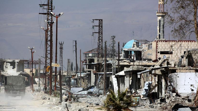 Syrien: Rotes Kreuz verschiebt Hilfslieferung für Ostghuta