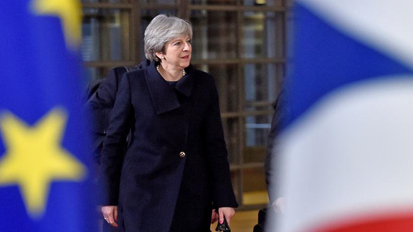 Brexit: Theresay May will ein maßgeschneidertes Freihandelsabkommen mit der EU