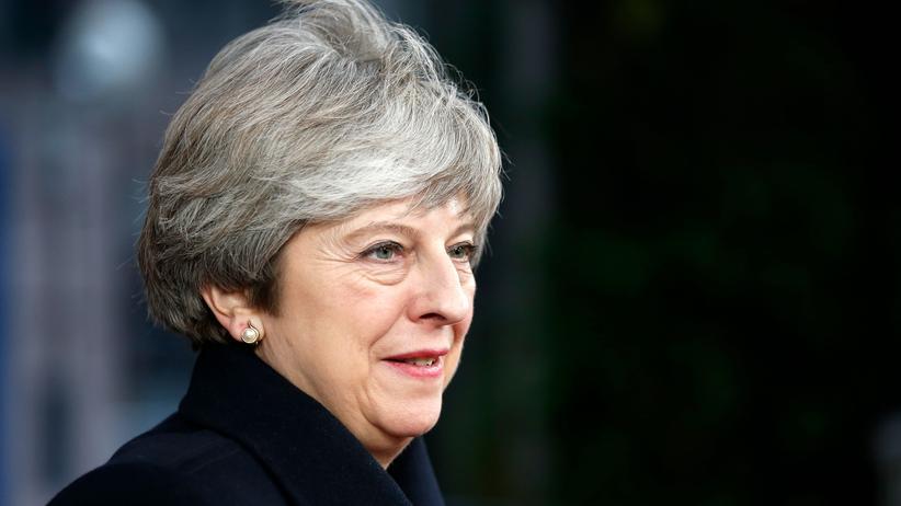 """Gipfeltreffen in Brüssel: May warnt """"vor russischer Aggression gegen Europa"""""""