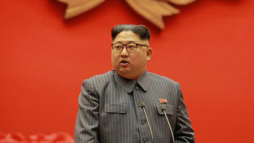 Nordkorea: Trump will Nordkoreas Machthaber Kim treffen
