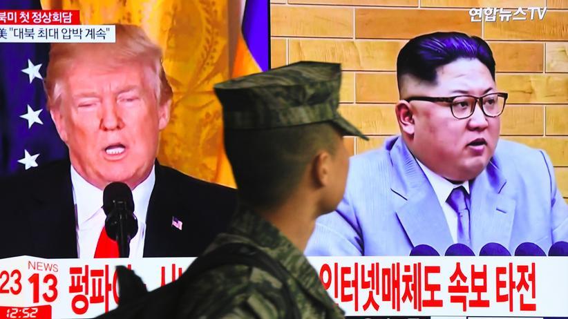 Nordkorea: Der Triumph gehört vorerst Kim