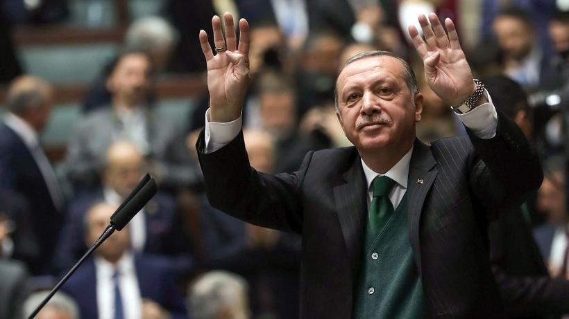 Türkei: Der türkische Staatspräsident Recep Tayyip Erdoğan