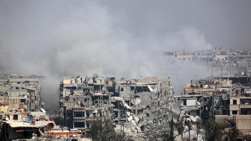 UN-Sicherheitsrat: USA drohen mit Alleingang in Syrien