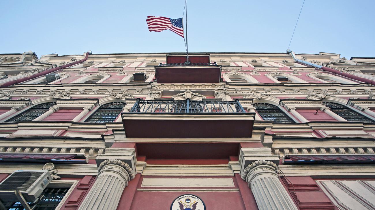Sergej Skripal: Russland weist 60 US-Diplomaten aus und schließt Konsulat