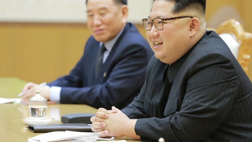 Nordkorea: USA stellen Bedingungen für Gipfel mit Kim