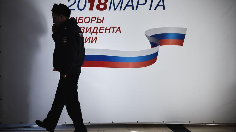 Präsidentschaftswahl in Russland: Die Wahlen beginnen in Kamtschatka