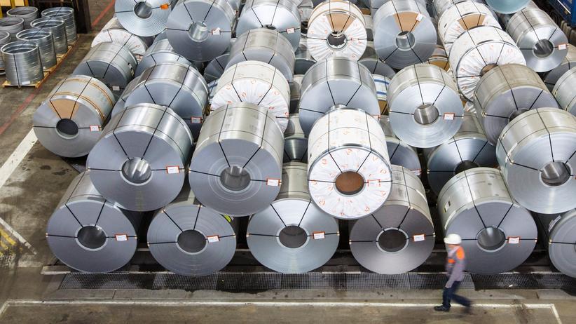 Washington: EU wehrt sich gegen US-Importzölle