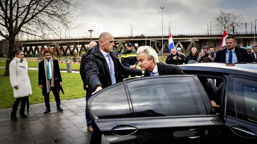 Niederlande: Rechtspopulisten gegen Rechtspopulisten