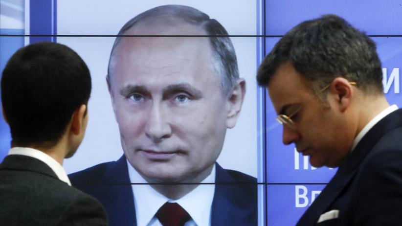 """Wladimir Putin: """"Die Macht hat alle ihre Instrumente genutzt"""""""