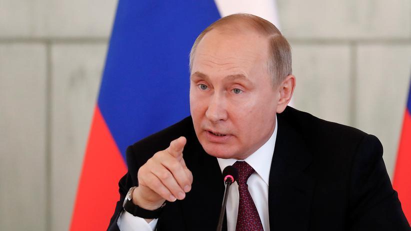 Fall Skripal: Putin bietet Hilfe bei Ermittlungen an