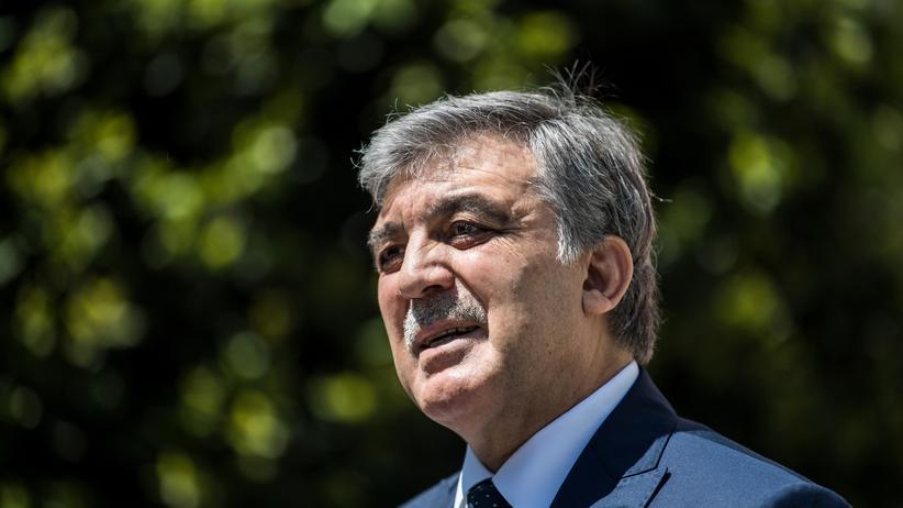 Türkei: Ex-Präsident Gül will nicht gegen Erdoğan antreten
