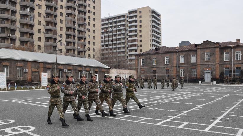"""Armenien: """"Geld verdient man in Afghanistan und leider nicht hier"""""""