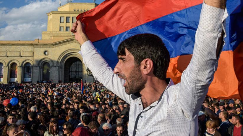 Armenien: Wenn ein Diktator irrt