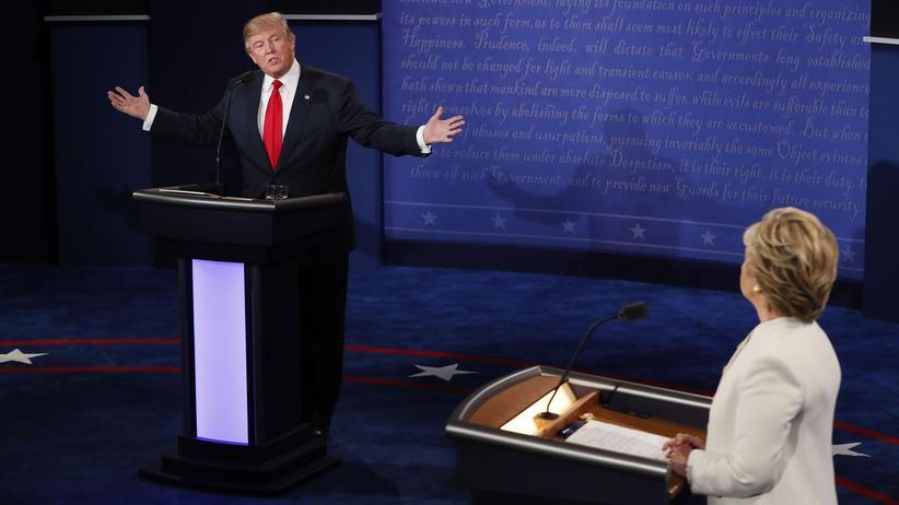 US-Wahlkampf: Demokraten verklagen Russland, Trump-Team und WikiLeaks
