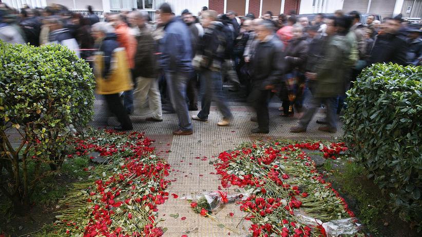Baskische Terrororganisation: Eta bittet Opfer ihrer Gewalttaten um Vergebung