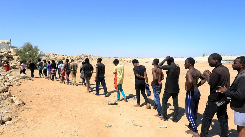 Flüchtlinge : Für die besonders Schutzbedürftigen