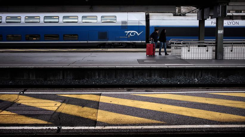 Eisenbahnstreik in Frankreich: Französischer Bahnverkehr erheblich eingeschränkt