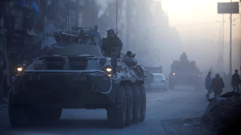 Bürgerkrieg: Macron will Vermittler im Syrien-Konflikt werden