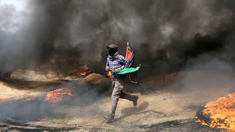 Israel: Vier Tote und zahlreiche Verletzte bei Protesten am Gazastreifen