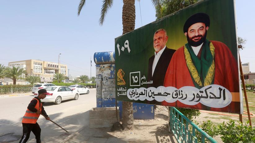 Parlamentswahl: IS-Terrormiliz kündigt mögliche Anschläge auf irakische Wahllokale an