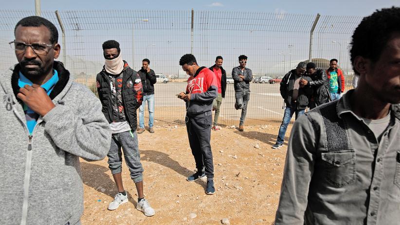 Flüchtlinge: Israel einigt sich mit UNHCR auf Umsiedlung von Afrikanern