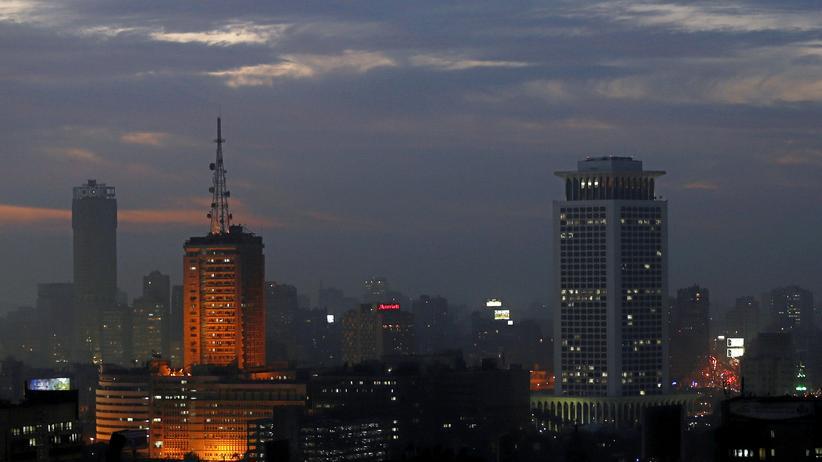 Kairo: Stadtumbau zur Protestprophylaxe