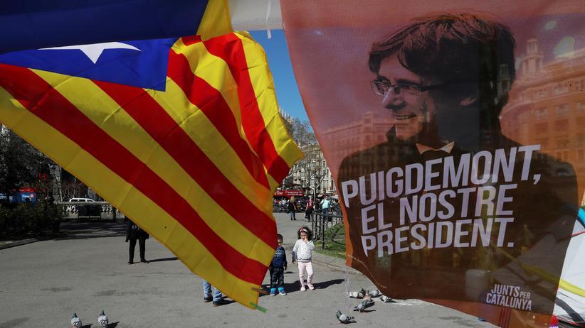 Katalonien: Nach außen nett, intern am Keifen