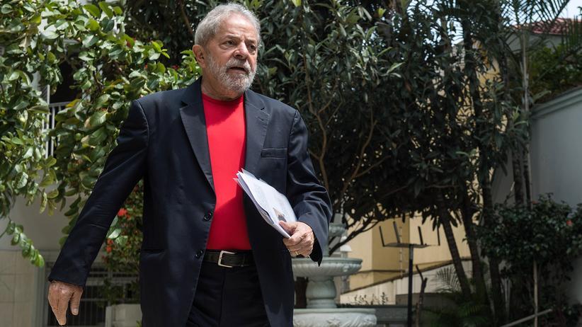 Lula da Silva: Richter erlässt Haftbefehl gegen Brasiliens Ex-Präsident Lula