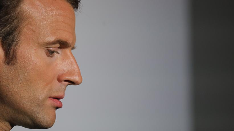 Frankreich: Macron rechnet mit Aus für Iran-Atomabkommen