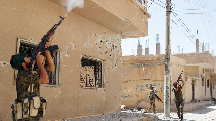 Mohammed Haydar Zammar: Deutscher Islamist in Syrien festgesetzt
