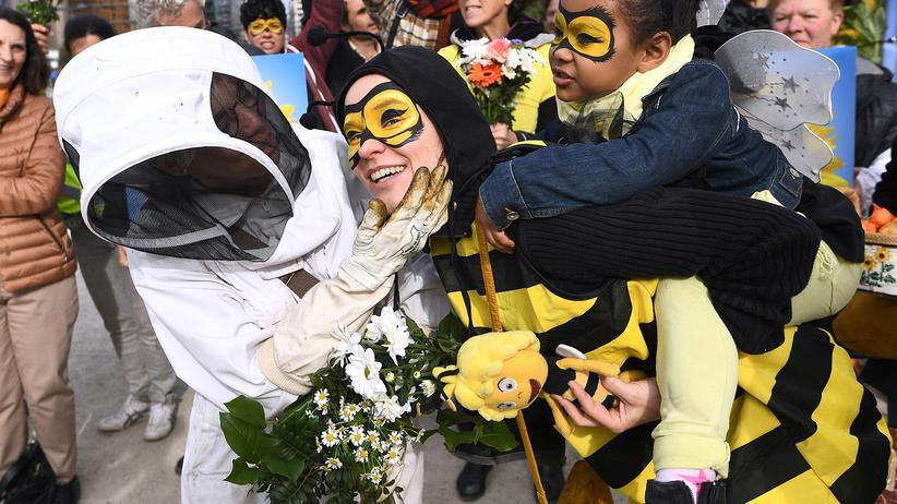 Neonikotinoide: EU verbietet drei bienenschädliche Insektizide