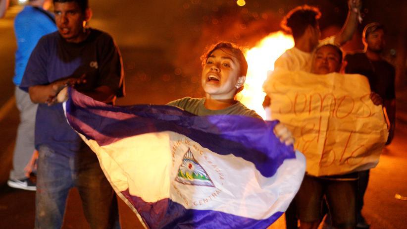 Nicaragua: Ortegas Auftritt heizt die Proteste weiter an