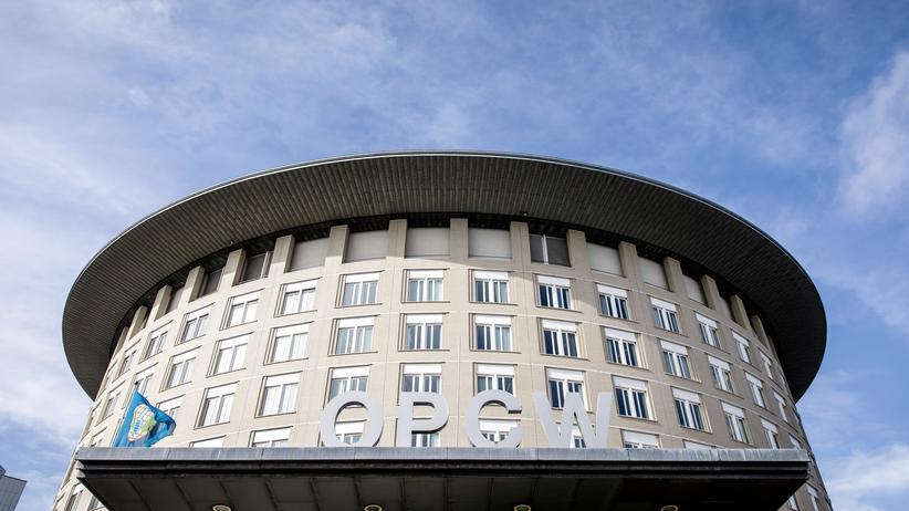 Syrien: Chemiewaffenexperten setzen Mission in Ostghuta fort