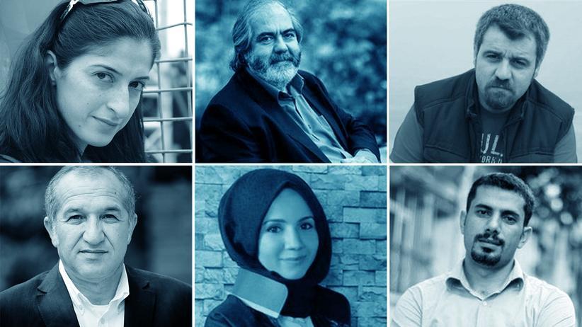 Pressefreiheit in der Türkei: Meşale, Serkan, Yakup – angeklagt wegen Journalismus