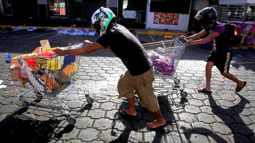 Proteste in Nicaragua: Aufstand gegen den linken Hoffnungsträger