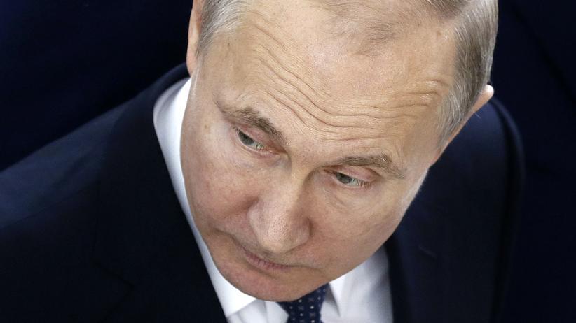 G7-Treffen: Putin in Moskau
