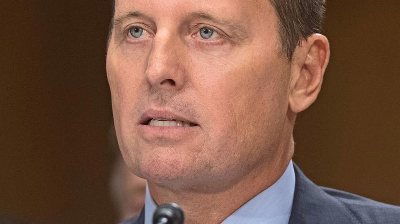 Richard Grenell: USA entsenden neuen Botschafter nach Deutschland