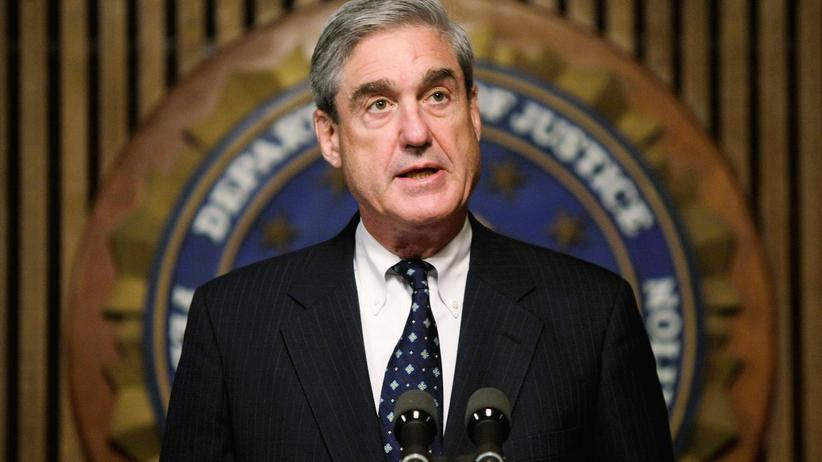 Russland-Affäre: Robert Mueller ermittelt zu einer möglichen russischen Einmischung in die US-Präsidentschaftswahl 2016.