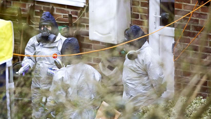 Giftanschlag auf Sergej Skripal: Britisches Institut fand keine Quelle für Skripal-Gift
