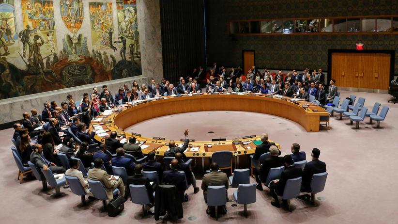 UN-Sicherheitsrat: Westen legt neue Syrien-Resolution vor
