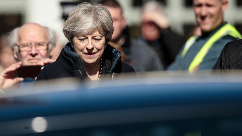 Sergej Skripal: Großbritannien beantragt Sitzung von UN-Sicherheitsrat