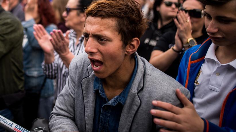 Slowakei: Aufbegehren gegen ein korruptes System