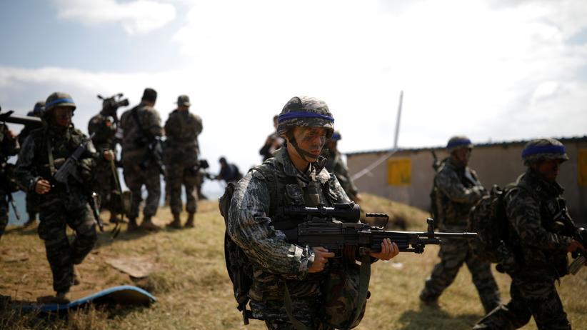 Foal Eagle: 300.000 Soldaten aus USA und Südkorea starten jährliches Manöver