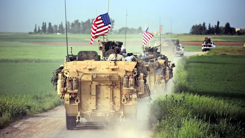 Weißes Haus: US-Truppen in Nordsyrien