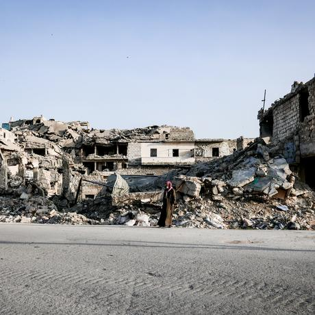Syria: Bombed into Obedience